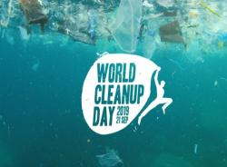 World Clean Up Day 2019 le 21 septembre