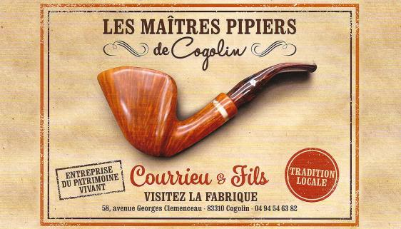 Les Pipes de Cogolin (Var)