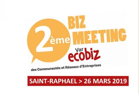 Biz Meeting 2019 à Saint-Raphael