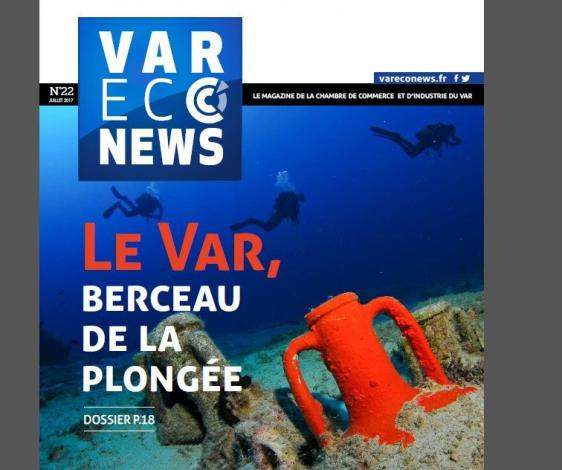 Couverture du n°22 Var Eco News