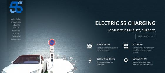 Electric 55 Charging