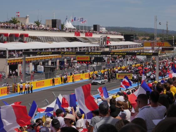 Grand Prix de France de Formule 1 au circuit Paul Ricard