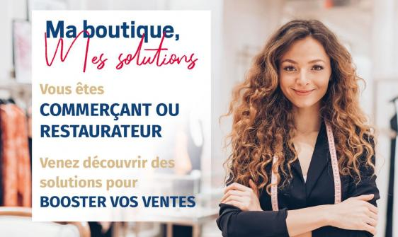 Visuel ma Boutique mes Solutions à Brignoles