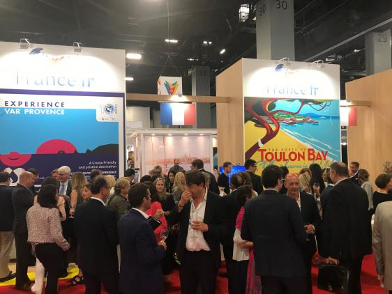 Salon Seatrade à Miami 2019