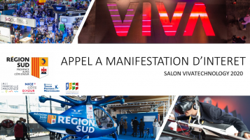 AMI VivaTechnology à Paris en 2020