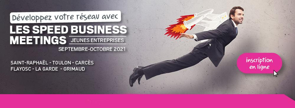 Banniere Speed Business Meeting 2021