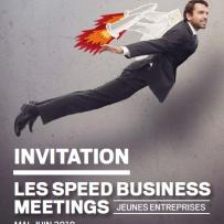 Speed Business Meeting - session 2018